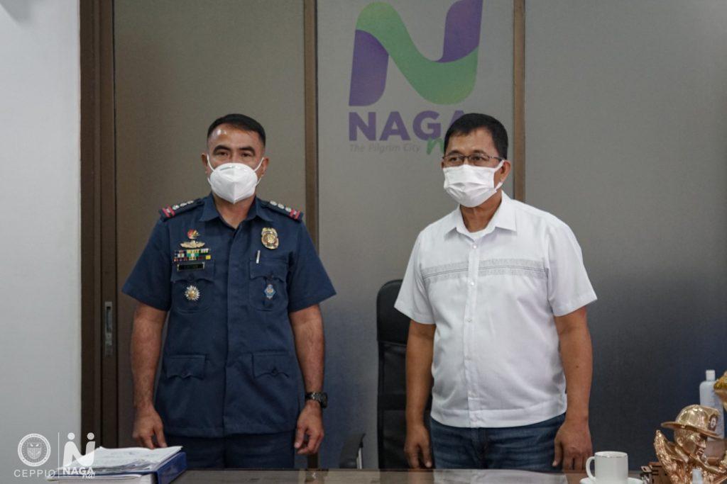 Naga City Police gets new OIC-City Director