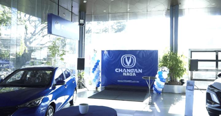 Changan Launches in Naga City